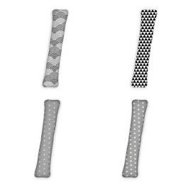 FabiMax Schwangerschaftskissen in  I-Form,  ca. 180 x 29 cm, abnehmbarer Bezug